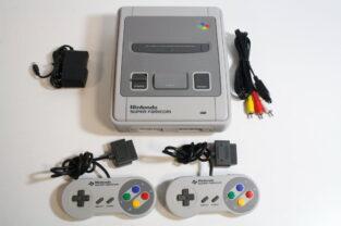 SFC / SNES Console
