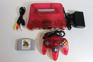 N64 Console & Game(s) Bundle